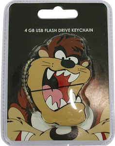 Looney Tunes Tasmanian Devil USB Flash Drive