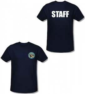 Parks And Recreation Staff T-Shirt