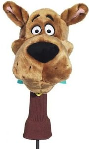 Scooby-Doo Golf Club Head Cover