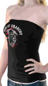 Sons Of Anarchy Tube Top