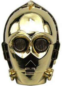 Star Wars C-3PO 3-D Belt Buckle