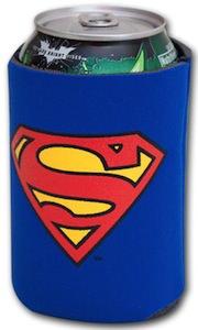 Superman Can Koozie