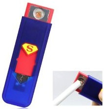 Superman Electronic Cigarette Lighter