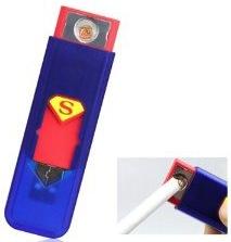 Superman Electronic Cigarette Lighter