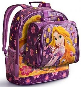 Disney's Tangled Rapunzel Backpack.