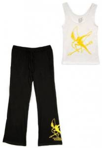 The Hunger Games Pajama Set