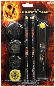 The Hunger Games Stationary Set