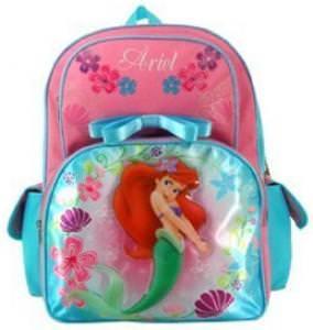 The Little Mermaid Ariel Backpack