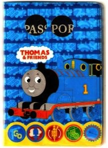 Thomas The Train Passport Cover