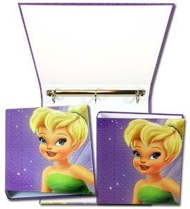 Disney's Tinker Bell Binder