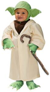 Child Yoda Toddler Costume - Star Wars Costumes Toddler