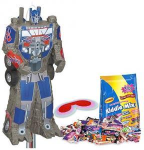 Transformers Optimus Prime Pinata Kit.