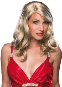True Blood Sookie Stackhouse blond Wig