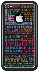 Twilight Stuff iPhone 4 4S Case