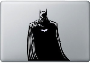 Batman Laptop and iPad decal