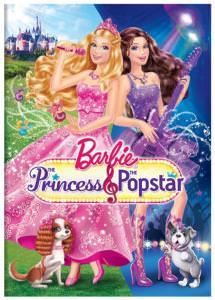 Barbie The Princess And The Popstar DVD