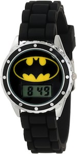 batman kids logo watch