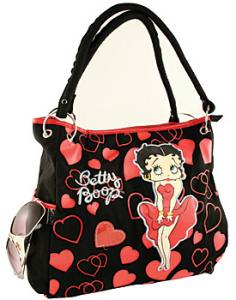 Boop Hearts Handbag