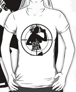 Bond Girl t-shirt