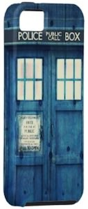Doctor Who Tardis iPhone 5 Case