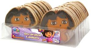 Dora The Explorer Cookies