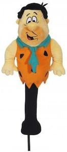 Fred Flintstone Golf Club Head Cover
