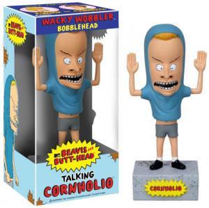 Beavis Cornholio Wacky Wobbler