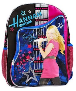Hannah Montana Guitar Backpack