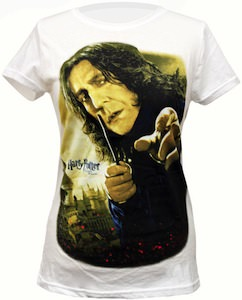 Harry Potter Professor Severus Snape T-Shirt