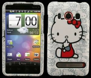Hello Kitty HTC Evo 4G Case
