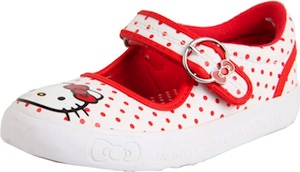 Hello Kitty Little Kids Sneakers