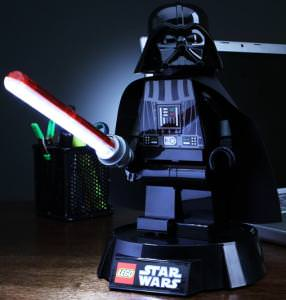 LEGO® Star Wars Darth Vader Desk Lamp
