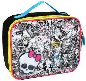Monster High Monster Mash Insulated Lunch Tote