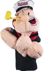 Popeye Golf Club Head Cover