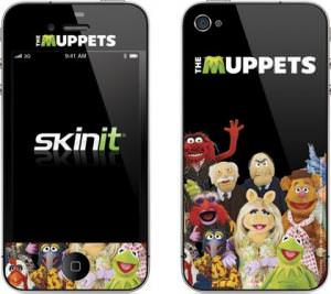The Muppets Cast iPhone 5 Skin