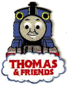 Thomas & Friends Clothing Patch