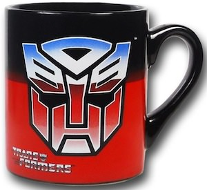 Transformers Autobot Logo Mug