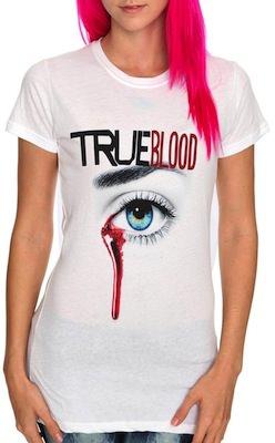 True Blood tear girls t-shirt