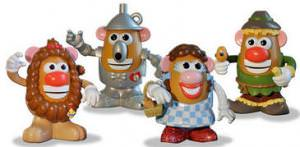 Wizard Of Oz Mr. Potato Head Set from Warner Bros.