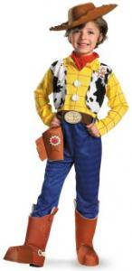 Disney Toy Story - Woody Deluxe Toddler / Child Costume