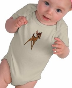 Bambi infants bodysuit
