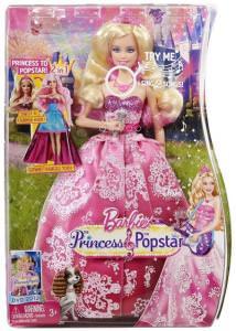 Barbie The Princess and The Popstar Tori Doll
