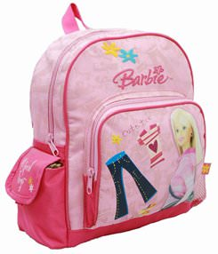 Kids Barbie backpack
