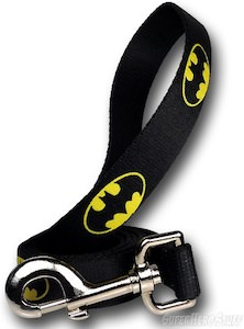 Batman Logo Dog Leash