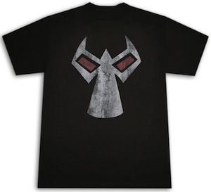 Bane Mask Logo T-Shirt
