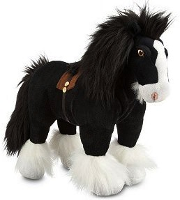 Disney Brave Angus Horse Plush 