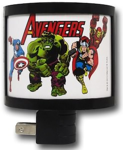 Marvel The Avengers Nite Light