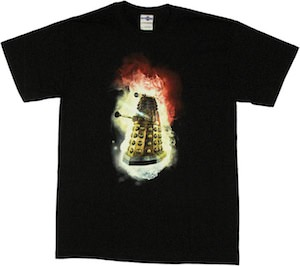 Doctor Who Dalek Obey T-Shirt