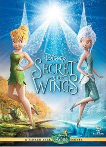 Disney Secret Of The Wings DVD Bluray