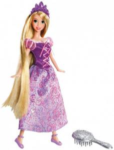 Disney Tangled Rapunzel Doll
